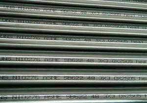 China Anti-corrosion B574 / B575 / B619 / B622 Hastelloy C Pipe , Hastelloy C276 Nickel Alloy Pipe on sale