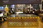 2400mm Hotel Equipment Teppanyaki Grill Table Rectangle Japanese Teppanyaki Grills