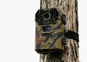 China Deer Wildlife Hunting Trail Camera Black Camo Bluetooth Wildlife Camera on sale