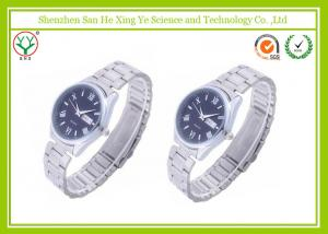 China Durable Noble White Business Casual Watches For Women With Calendar Function on sale