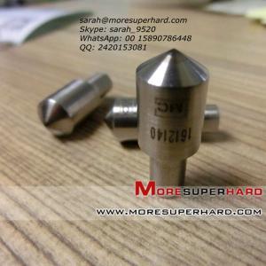 China Hardness tester  for , Brinell Indenter, Vickers Indenter, Spherical Indenter, diamond indenter sarah@moresuperhard.com on sale
