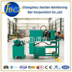 Quality Automatically Mechanical Rebar Processing Machine Produce Parallel Thread for sale