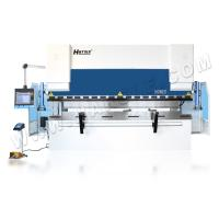 Harsle brand CNC electric hydraulic customized metal sheet press brake with DA66T system