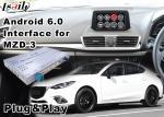 China Android 6.0 Car Multimedia Navigation System for Mazda 3 Sedan 2014-2018 Waze IGO wholesale