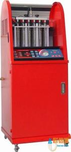 China Fuel Injector Analyzer and Cleaner on sale