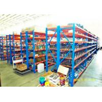 China Medium Duty Warehouse Storage Racks With Multi Levels 300 - 500kg Load Capacity on sale
