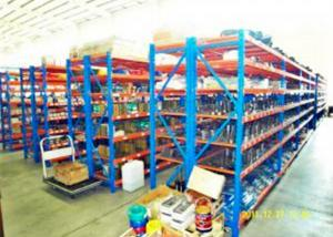 China Medium Duty Warehouse Storage Racks With Multi Levels 300 - 500kg Load Capacity on sale
