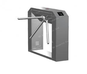 Quality Seucurity Waterproof Pedestian Waist Height Turnstile Barrier Gate Outdoor for sale
