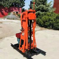 China XY-1 Soil Testing Drilling Rig Equipped For Construction Geological Investigation on sale