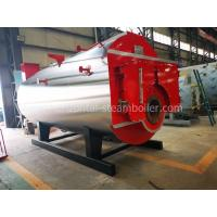 Digital Manufacturing Oil Fired Steam Boiler For Printing And Dying
