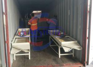 China Cable Recycling Granulator Machine / Automated Scrap Metal Recycling Equipment on sale