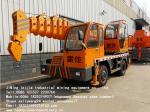 factory Direct sales Crane 7 tons Transformers track crane