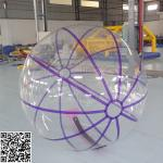 China Large Summer Water Play Inflatable Balls , High Standards Inflatable Water Parks wholesale