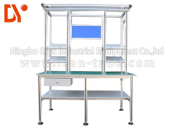 Excellent Anti Static Aluminium Profile Workbench Lightweight Iso9001 Ncnpc Chair Design For Home Ncnpcorg