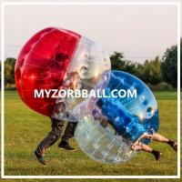 BODY ZORBING, BUBBLE SOCCER GAME, BUBBLE SOCCER SUITS