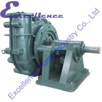 Heavy Duty Mining Slurry Pump For Iron Ore / Coal Washer Processing