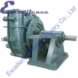 China Heavy Duty Mining Slurry Pump For Iron Ore / Coal Washer Processing on sale