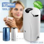 WellBlue Desktop 4 stages alkaline water ionzier UF alkaline water filter purifier