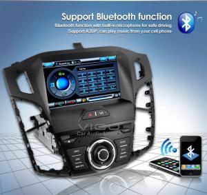 2012 ford focus radio