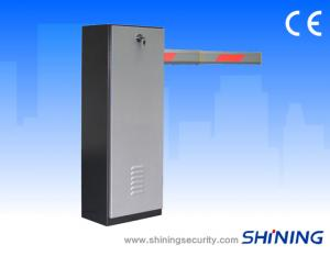 China automatic barrier gate with single bar on sale