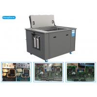 Single Phase Large Capacity Ultrasonic Cleaner , 38L 600Watt Benchtop Ultrasonic Cleaner