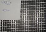 4 * 4MM 160G Alkali Resistant Fiberglass Screen Mesh  , Leno Type Wall Building Fiberglass Sticky Wire Mesh