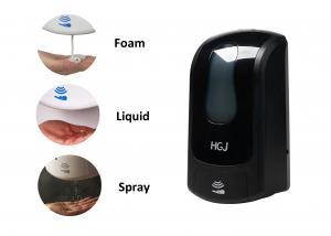 China Optional Pump Motion Sensor Hand Soap Dispenser , Hand Wash Liquid Dispenser on sale