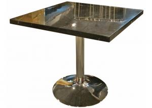 China Marble Top Commercial Restaurant Tables , Modern Restaurant Tables on sale