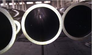 China Cold Drawn Precision Seamless Steel Pipes With Anti - Rust Oil protection on sale