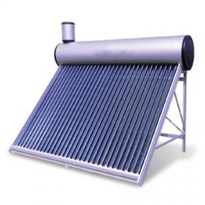 China Non-pressure vacuum tube solar water heater on sale