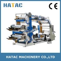 China Non Woven Cloth Bag Printing Press Machine,Thermal Paper Printing Machine,ATM Paper Roll Printing Machinery on sale