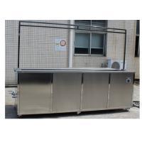 Ultrasonic Window Blind Cleaning Equipment Industrial GradeClean Rinse Dry