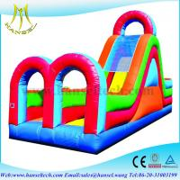 Hansel Outdoor Sport Inflatable Obstacle Course ,Inflatable climbing