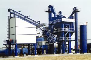 China Hot Sale  LB3000 Stationary Asphalt Mixing Plant on sale