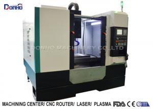 China Full Cover Shroud  Mobile Hand Pulse Generator CNC Milling Machine For Mold?Making on sale