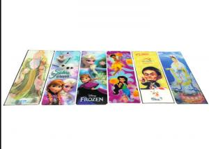 China Waterproof Cool 3D Lenticular Bookmarks Different Images Change on sale