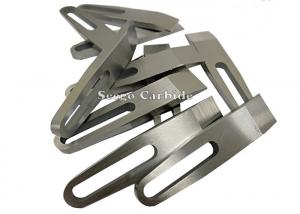 China 100% Virging Carbide Materials CE Blade Tips on sale