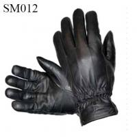 Men sheep leather gloves high quality at cheap price SM012 men leather glove