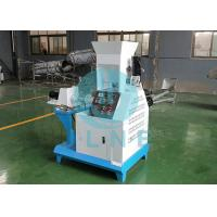 China Dry Type Floating Fish Feed Machine / 37kw Fish Food Processing Machine on sale