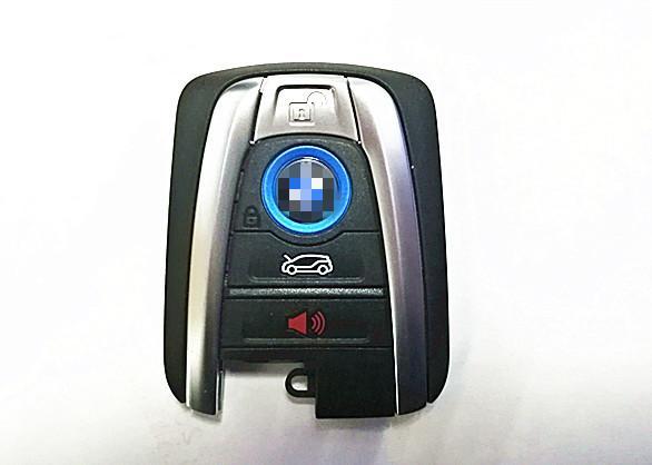 NBGIDGNG1 BMW Car Key / Remote Start Keyless Entry 9317163