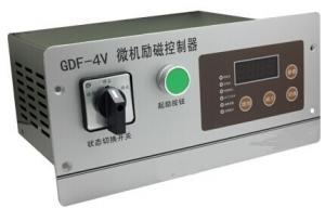 China Half Bridge Excitation Regulator GDF-4V Two Phase / Single Phase V/V Connection on sale