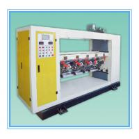 lift-down type carton slitting scorer machine factory