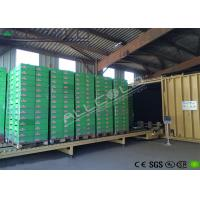 China Industrial 1 Pallet Pre Cooling Machine , Vacuum Chiller 200V 60HZ 3P on sale