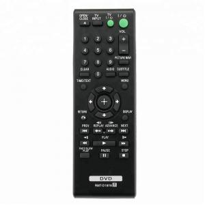 China Original Remote Control Replacement Black Color For Sony Blu Ray DVD Player on sale