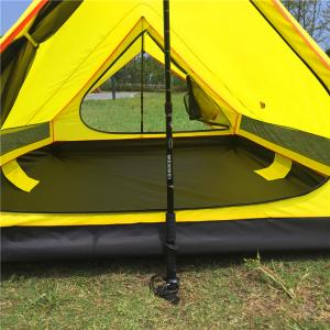 China Hot Selling Waterproof Outdoor Camping Tent Ripstop Triangle tent Easy Build Hiking Tent Outdoor Dome Tent(HT6027) on sale