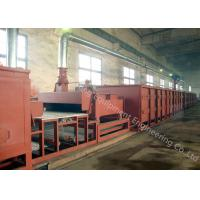 China Electric Heating Aluminum Brazing Furnace , Fireproof Furnace Brazing Equipment on sale