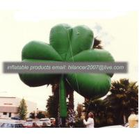 outdoor inflatable advertising flying tree leafs for sale