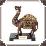 Resin Animal Camel, Resin Animal Handicraft, Resin Animal Item A0515Q
