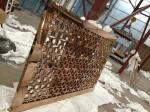 Gold Stainless Steel Screen Panels For Sunshades/Louver/Window Screen