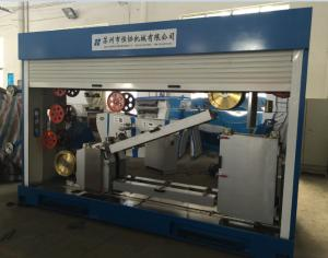 China Continuously Wire Annealing Equipment Steam Protection 1500m/min Adjustable on sale